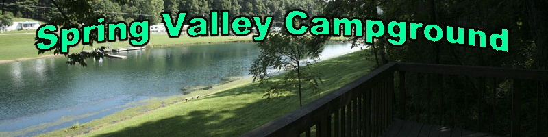 Spring Valley - Camping at its best!